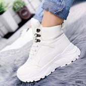 Выкуплены Ф1 !!! Очень классные зимние женские ботинки -кроссовки !