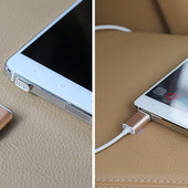 Забудьте о сломанных зарядках! Магнитный кабель micro usb или Lighting ( iPhone). С подсветкой