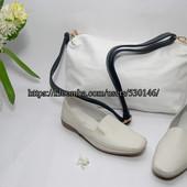 Белая кроссбоди женская сумочка