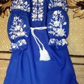 Вишиті сукні, комплекти-вишиванки
