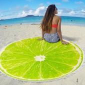 Будь неотразима на пляже !!!размер 1.5*1.5 !