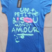 Стильные брендовые женские футболки! Качество супер! Распродажа!