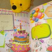 Самый неповторимый, разнообразный, восхитительный подарочный фотоальбом ребенка с рождения до школы!