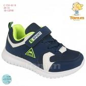 Сп. Детские кроссовки Том.М. размеры  26-31. Фото-14 и 18 В наличии!