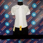 СП Готовимся к школе.Красивые блузочки х/б. размеры 116-146 Ждать не надо