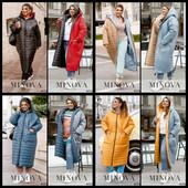 0% комиссия! Зима, осень! Куртки, пальто, шубки, жилеты.Размеры 42-64. Оптовая цена! Обмен! Наложка!