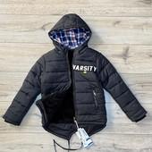 заказ 01,10 до 10.00 Зимние и демисезонные куртки для мальчиков Польша Без ростовок