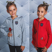 Детские кофты,толстовки,бомберы от украинского производителя №2.Качество