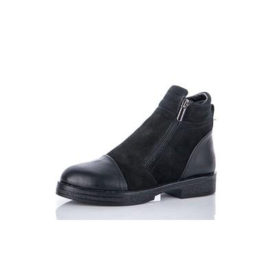 86767bec2 Стильные кожаные демисезонные и зимние женские ботинки. Натуральная кожа и  замша!!! 2 цвета - Спешка