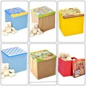 Детский пуф+оригинальное хранение игрушек!!! Реальные фото! Заказ 25,04!!!