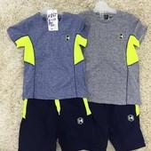 Много моделек. Костюмы комплекты и футболки для мальчиков на рост 98-164см. Венгрия. Есть наличие