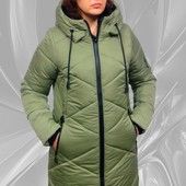 Готовимся к зиме! Зимние куртки 44-60 размер