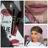 Kylie lip kit Кайли лип кит. Матовая стойкая в наборе (помада+карандаш).