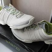 Кожаные кроссовки Ecco Biom Train