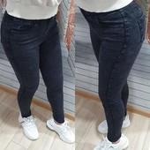 Утепленные! байка! Красивие джинсики. Батал!