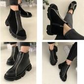 Кожаная обувь Заказ от 1 пары Деми/Зима 5-6 дней отшив