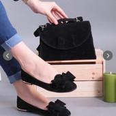 Набор сумочка + балетки 290 грн. Сбор ростовки