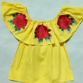 Блузки для девчушек. Будьте стильными)