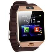Умные смарт часы,Smart Watch Dz-09 Корея