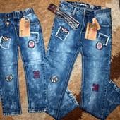 Крутые джинсы для мальчишек 116-146. Венгрия. Выкуплены