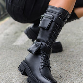 Новинка 2021!!!!Крутые ботинки в стиле Prado