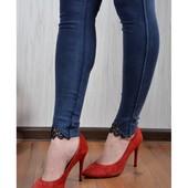 Модные стрейчевые джинсы! 2 цвета! Удобные. Полномерные, качество супер,