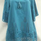 Новинки жіночі блузи футболочки від 44 по 60 р якість дуже хороша