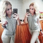 Рубашка безрукавка х/б. Очень легкая и удобная, выкуп 16.06