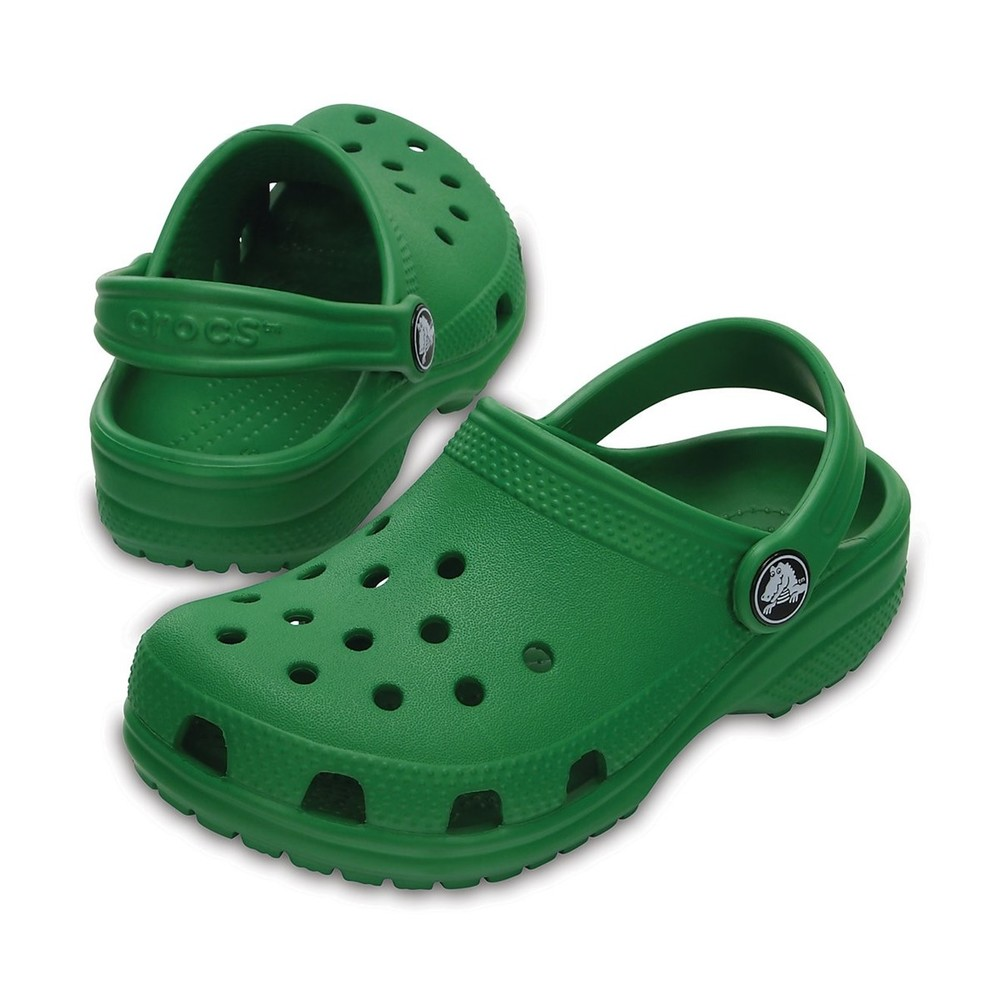 The crocs are staying on during sex