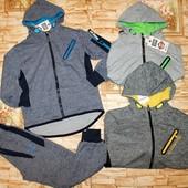 Модный костюм на мальчика с заграницы Парка + Джоггеры 8-16 лет.