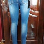 Оптова ціна модні джинси Турція 24,25,26 р дві моделі