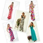Платья-сарафаны. Распродажа склада