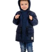 Куртки 104-128рост