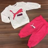 Спортивные костюмы детские (Турция) от 1 года - 8 лет. Сегодня заказ-завтра получил!