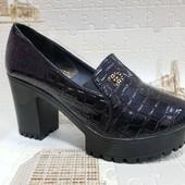 Распродажа на складе.Шикарные туфли р 36-40 Отличного качества