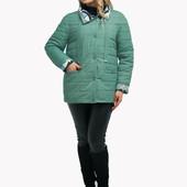 Минус 10% от цены сайта. Размеры 48+. Куртки, пальто, плащи, жилетки. Деми и зима. Отправка от 1 ед!