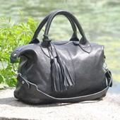 Женские кожаные сумки, кошельки, ключницы