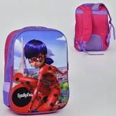 Рюкзак школьный Леди Баг N00245 Человек-паук N00127 спайдермен тачки 555-455