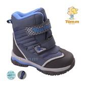 Сп. Детские зимние термо ботинки Том.М. размеры: 23-38. В наличии фото 1,4!!!