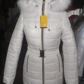 Женские зимние куртки в размерах 42-58
