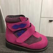 Ортопедическая кожаная обувь! Босоножки, Ботинки демисезонные и зимние! Натуральная кожа!
