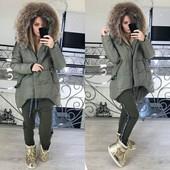Шикарні курточки по 265 гривень розміри 42,44,46