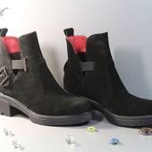 СП натуральные кожаные и замшевые ботинки, ботфорты. Деми, еврозима зима.Разные модели.