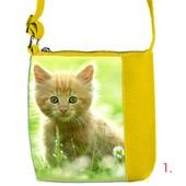 """Эксклюзивные сумочки """"Милые животные"""", отличное качество!"""