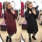 И снова в наличии)куртки зима! норма и батал!