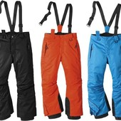 Детские лыжные штаны - полукомбинезоны  Crivit р 122-152см