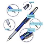 Готовим презенты на праздники, ручка 6в1, бесплатно доставка УП*, в наличии + викуп