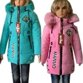"""Обновила!!куртки на девочек """"Зима""""без сбора!! Много моделей в комментах!Отправка на след день!"""