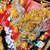 Салюты! Проекторы, золотые гирлянды: китайский фонарик, сердечки, звездочки