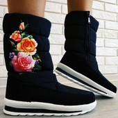 Зимняя обувь .Дутики ,Ботинки. Скоро выкуп !